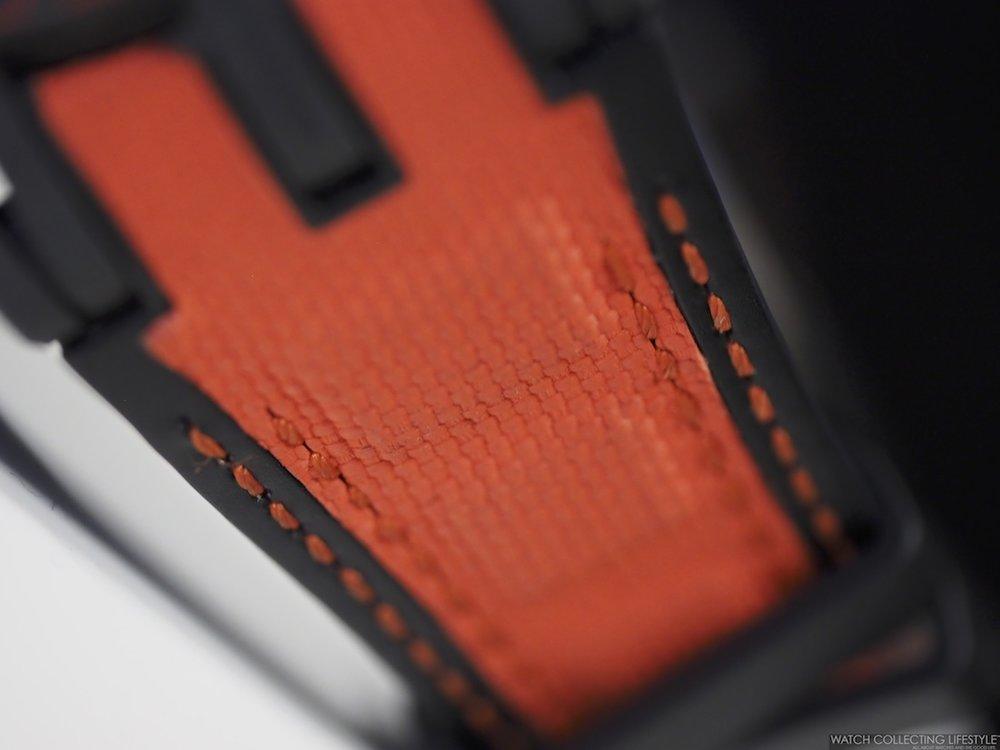 Roger Dubuis Excalibur Spider Carbon Skeleton Automatic Strap