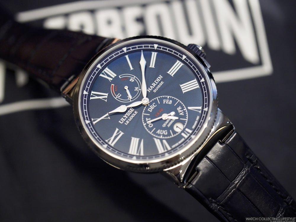 Ulysse Nardin Marine Chronometer Annual Calendar Pic 2