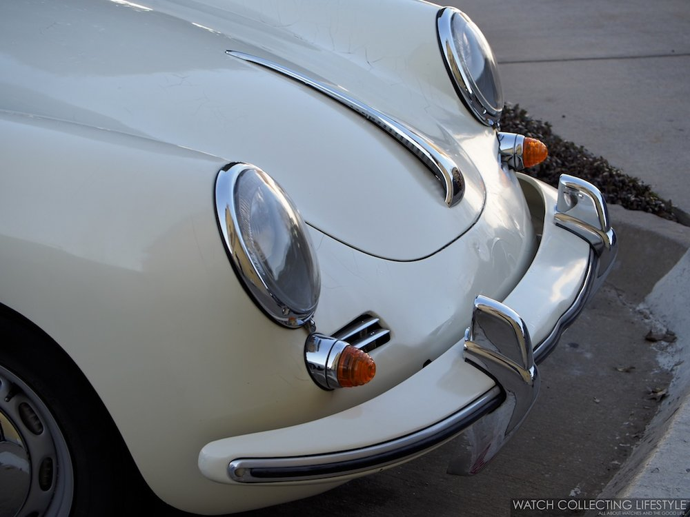 1960 Porsche 356 Coachwork by Karmannn