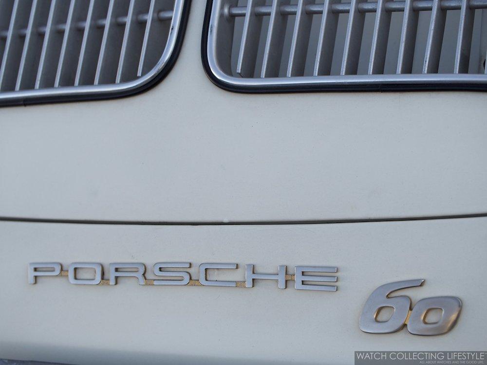 1960 Porsche 356 Coachwork by Karmannn WCL