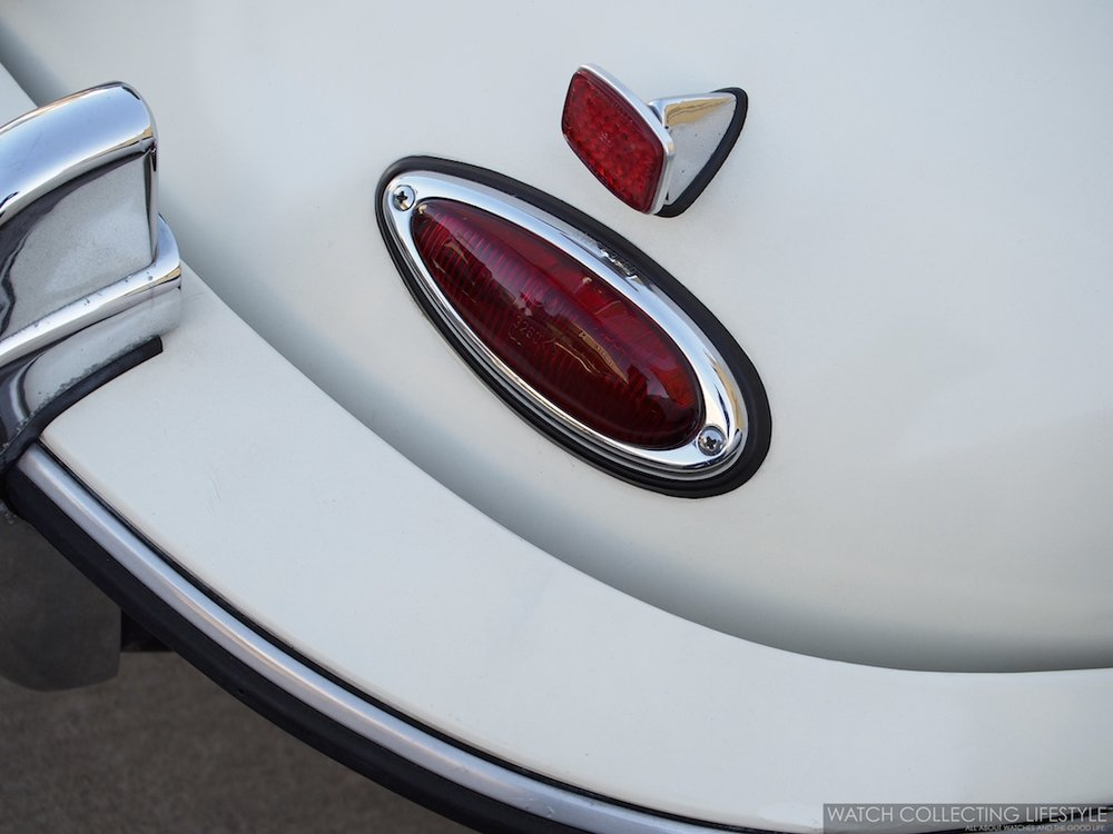 1960 Porsche 356 Coachwork by Karmannn WCL 4