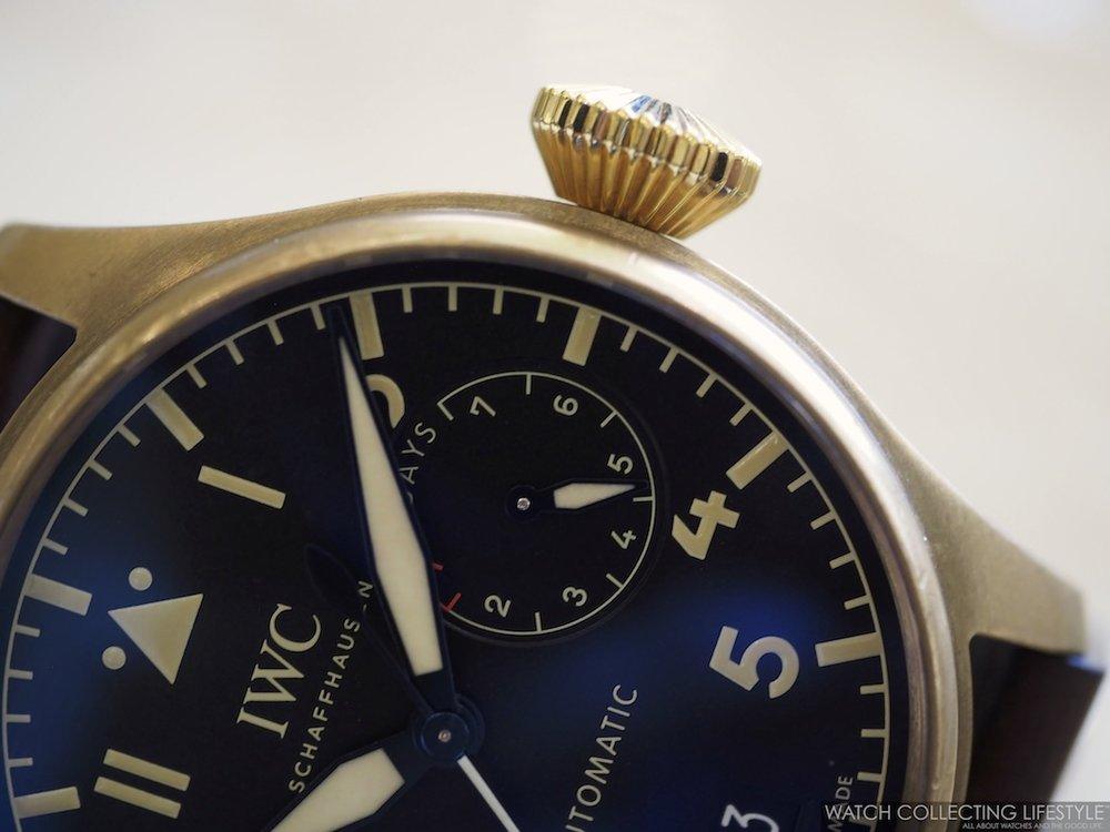IWC Big Pilot's Watch in Bronze
