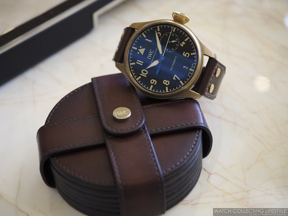 IWC Big Pilot's Watch Bronze Limited Edition