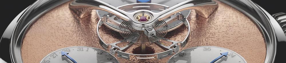 MB&F Balance Wheel