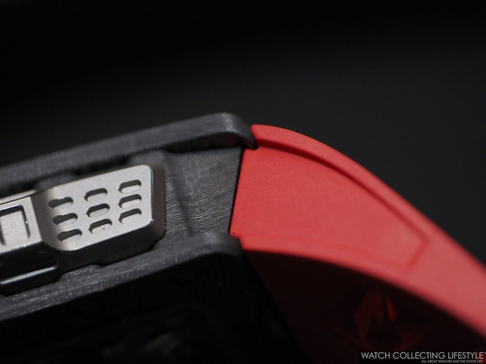 Richard Mille RM 70-01 Alain Prost Live Pictures