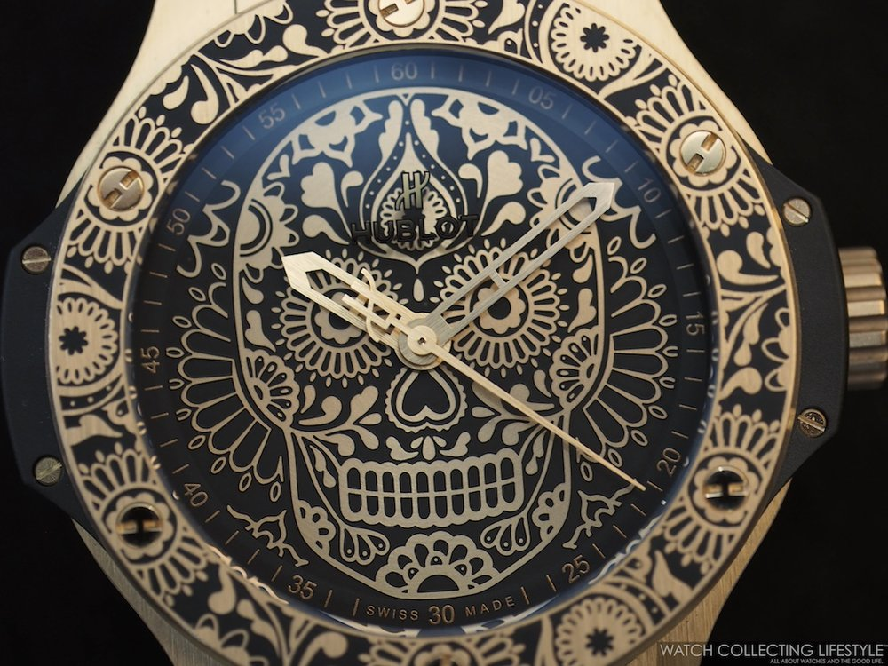 Hublot Big Bang Calaveras Patrias