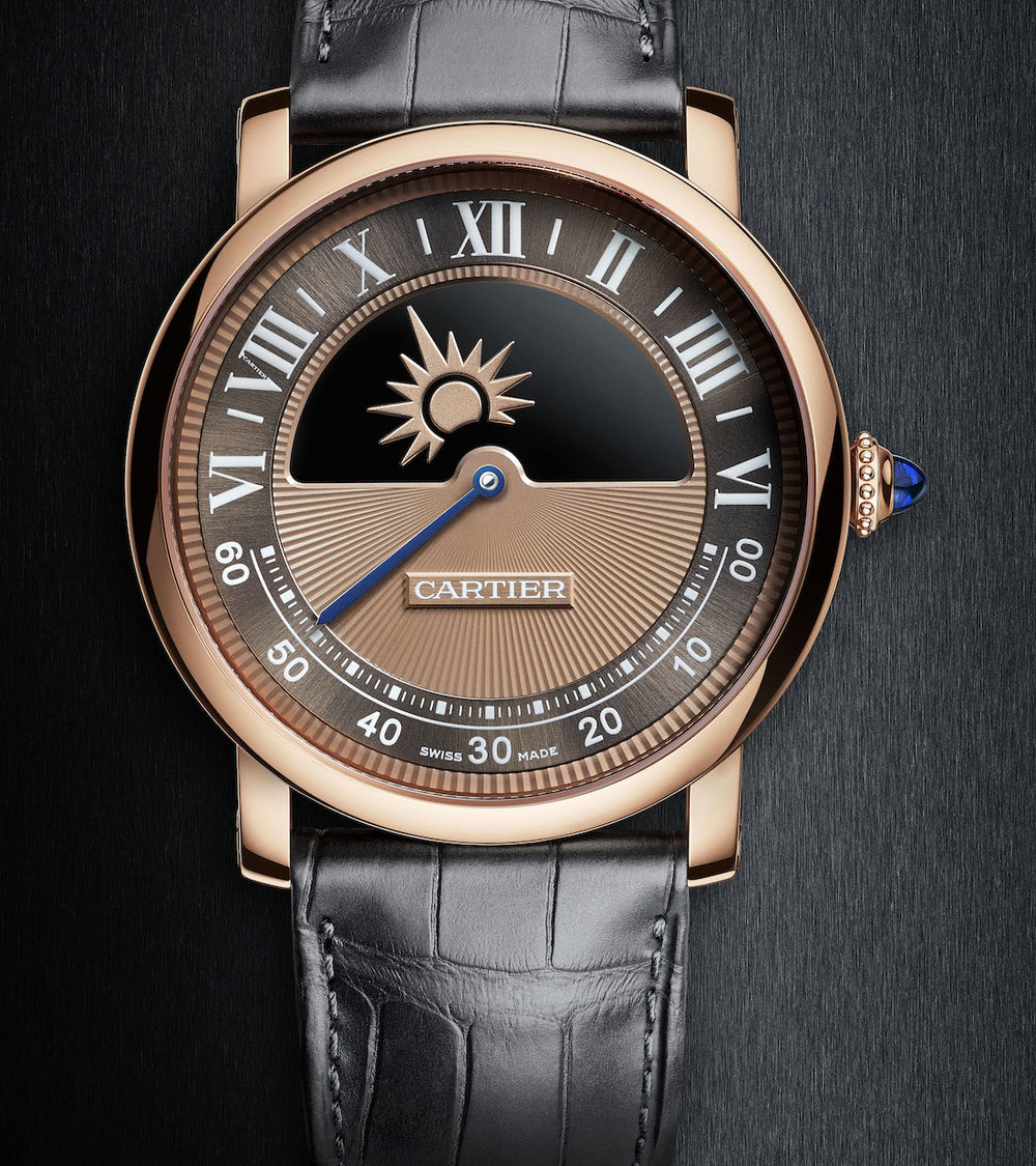 Rotonde de Cartier Mysterious Day & Night