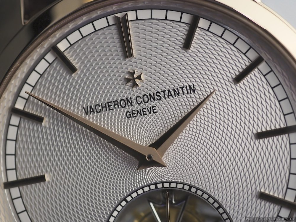 Vacheron Constantin Traditionelle Minute Repeater WCL2