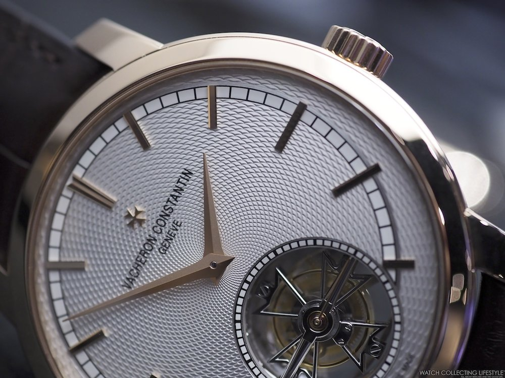 Vacheron Constantin Traditionelle Minute Repeater Side
