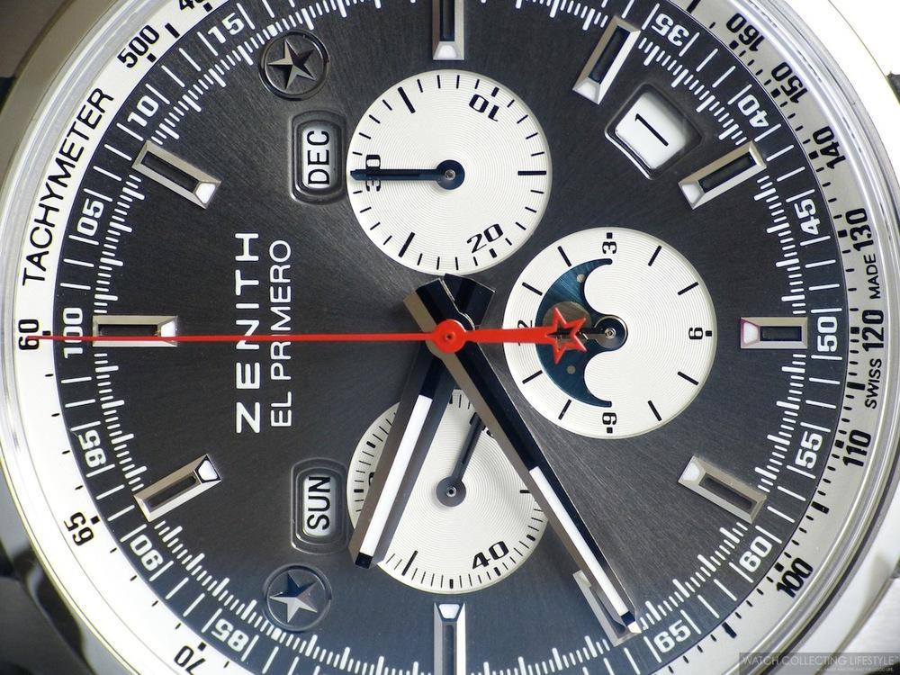 Zenith El Primero 410