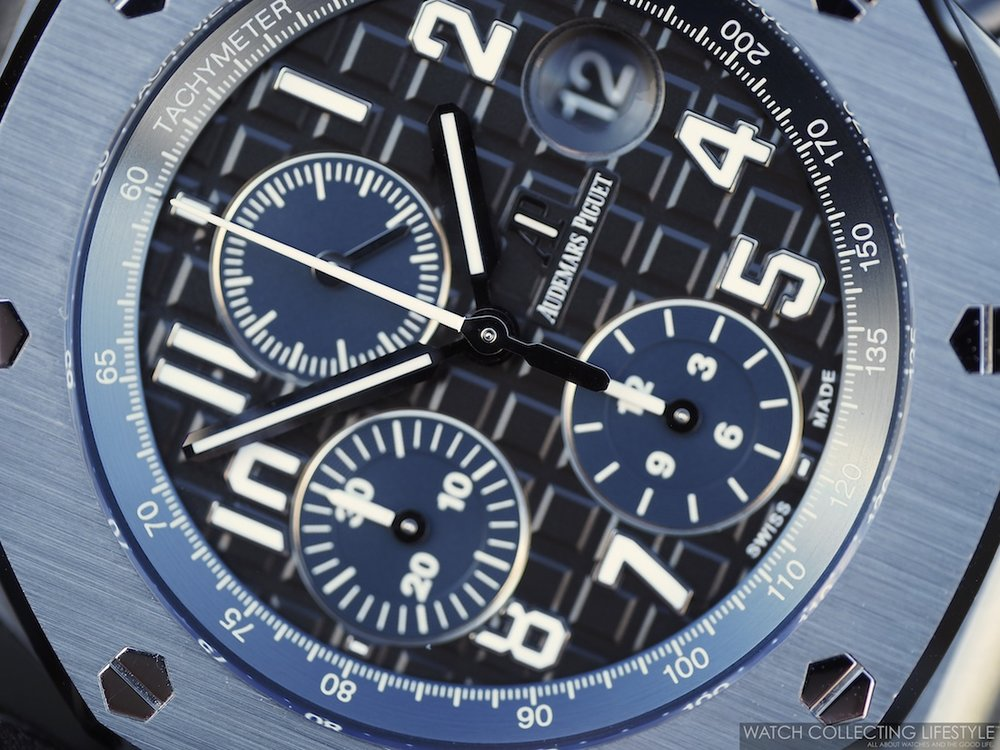 Audemars Piguet Royal Oak Offshore ref. 26470ST.OO.A028CR.01