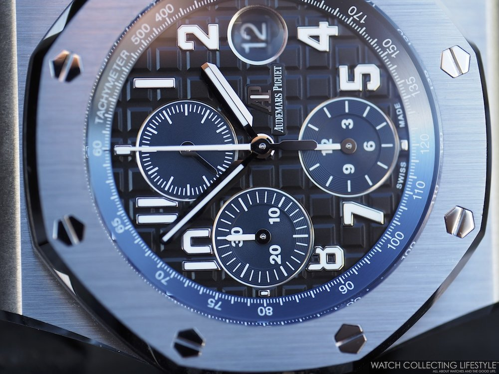 Audemars Piguet Royal Oak Offshore ref. 26470ST.OO.A028CR.01 'The Real Batman'