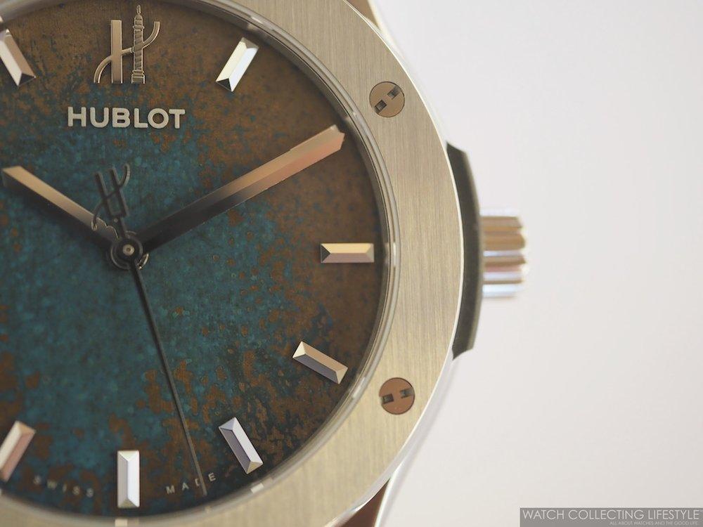 Hublot Classic Fusion Vendome Collection