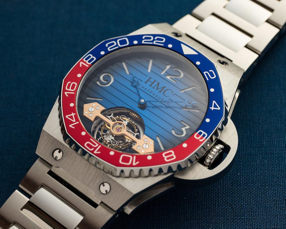 H. Moser & Cie. Frankenstein Swiss Icon Watch