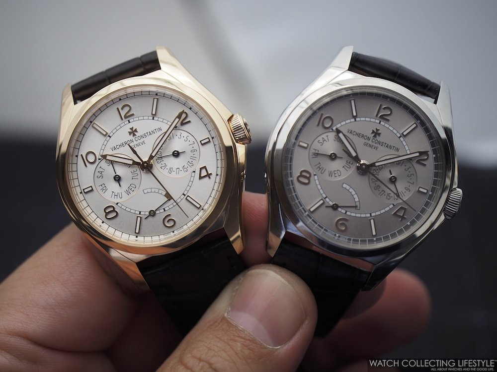 Vacheron Constantin FiftySix Day-Date with Power Reserve