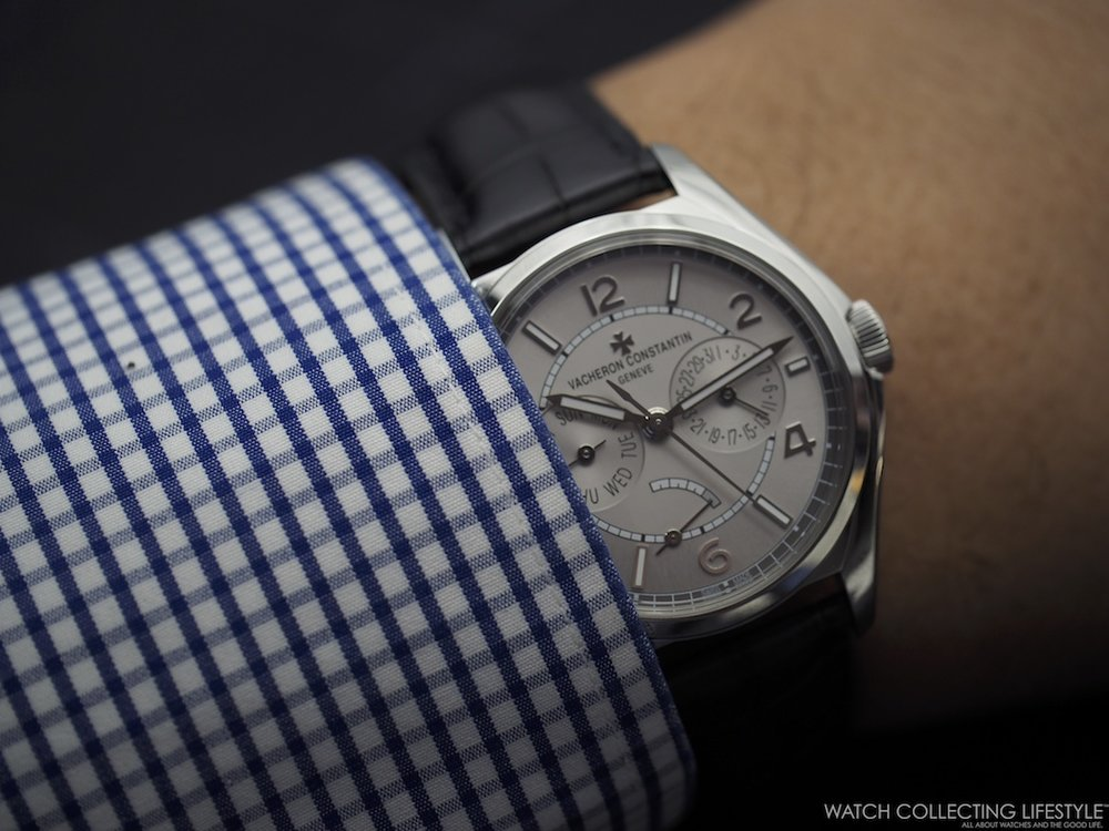 Vacheron Constantin FiftySix Day-Date Power Reserve ref. 4400E