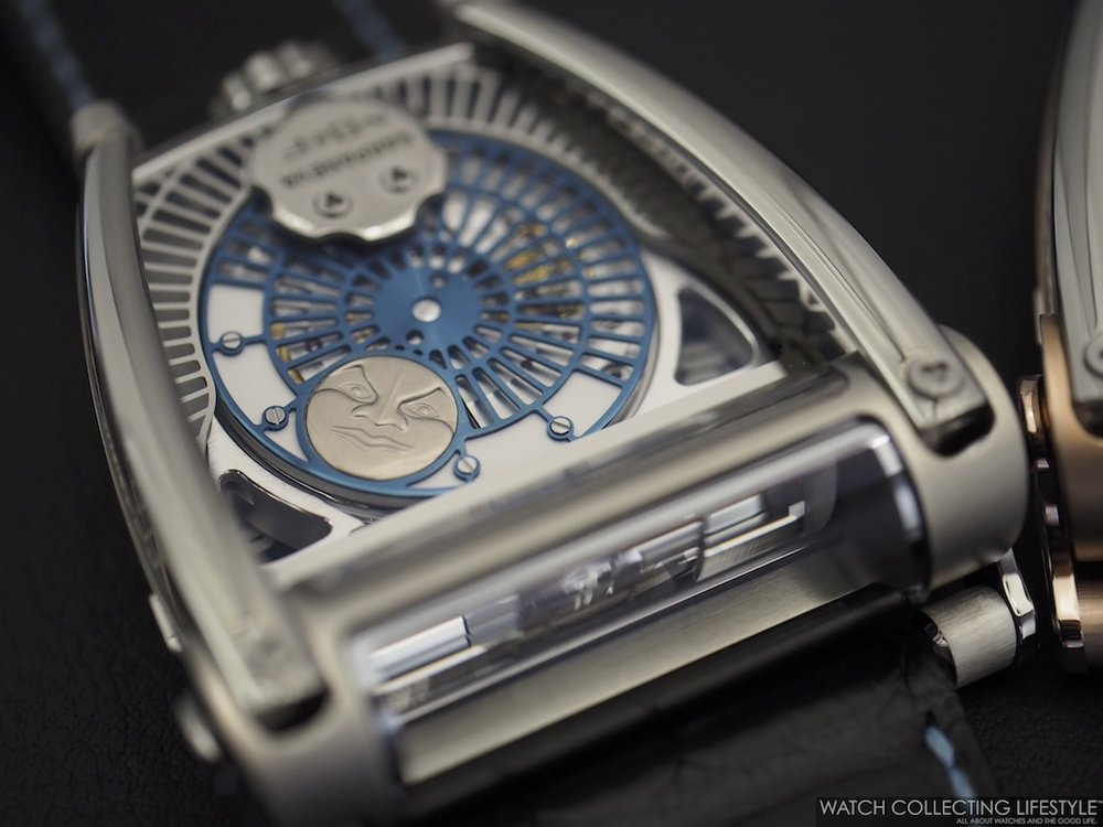MB&F MoonMachine 2 Sarpaneva