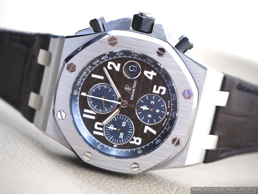 Audemars Piguet Royal Oak Offshore Havana Brown Dial