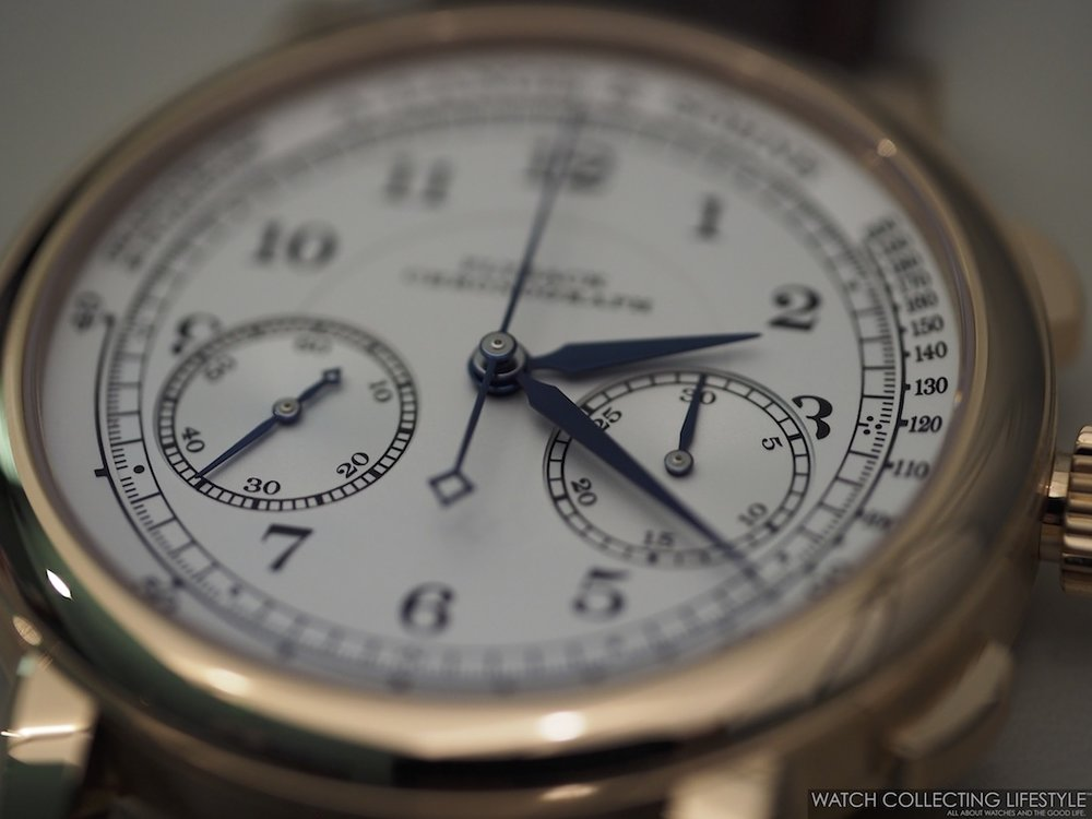 A. Lange & Söhne 1815 Chronograph
