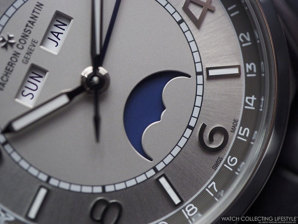 Vacheron Constantin FiftySix Complete Calendar Moonphase