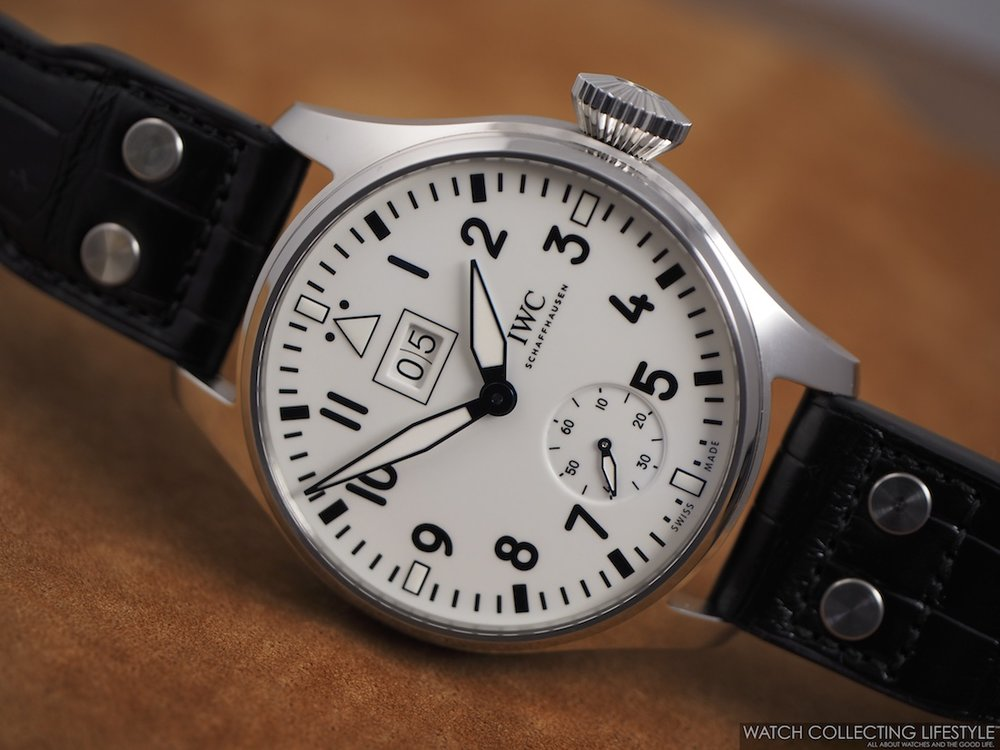 "IWC Big Pilot's Watch Big Date Edition ""150 Years"" ref. IW510504"