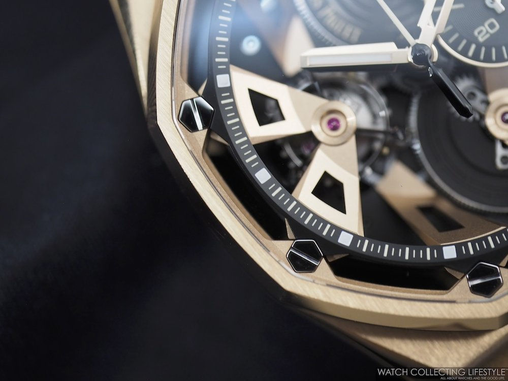 Audemars Piguet Royal Oak Offshore Tourbillon Chronograph ref. 26421