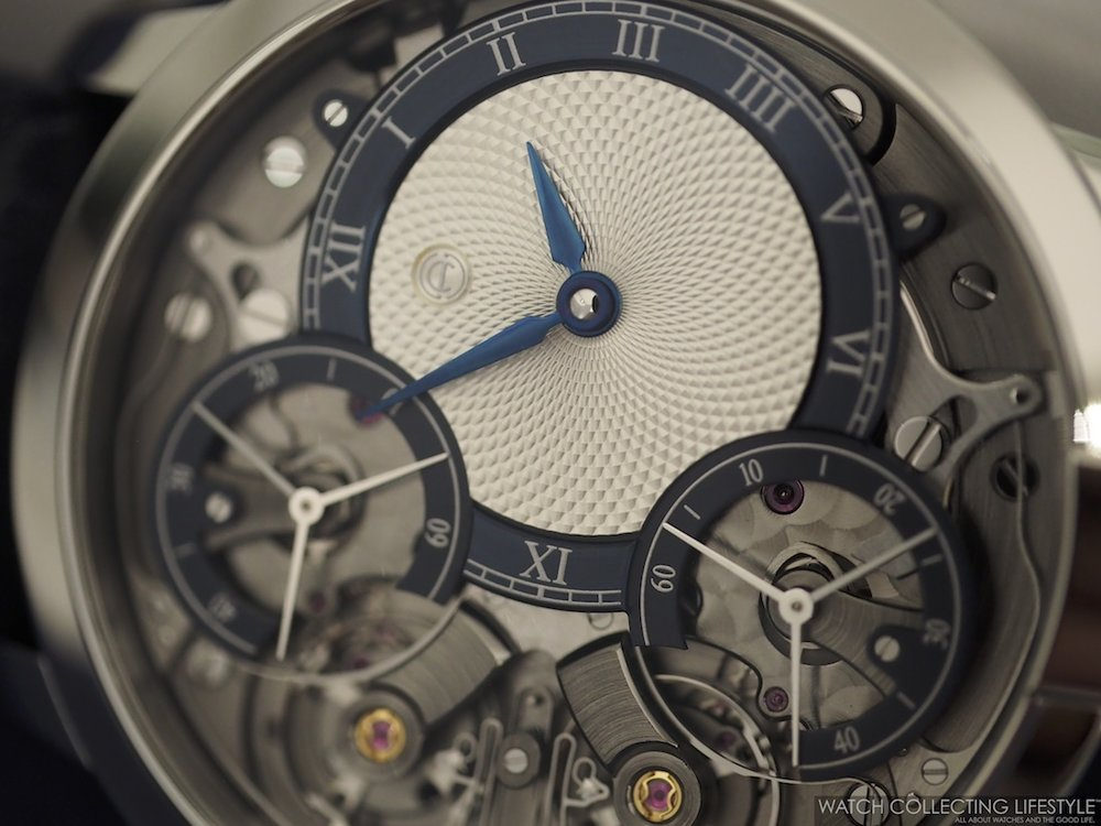 Armin Strom Mirrored Force Resonance Hand Guilloché Dials by Kari Voutilainen