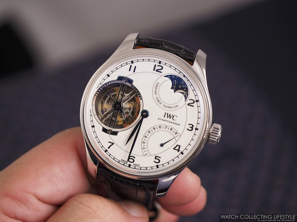 IWC Portugieser Constant Force Tourbillon