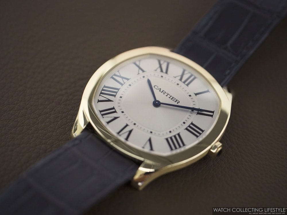Cartier Drive de Cartier Ultra-Thin