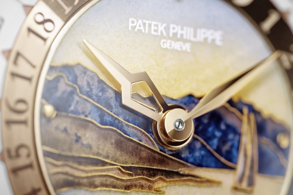 Patek Philippe World Time Minute Repeater 5531R
