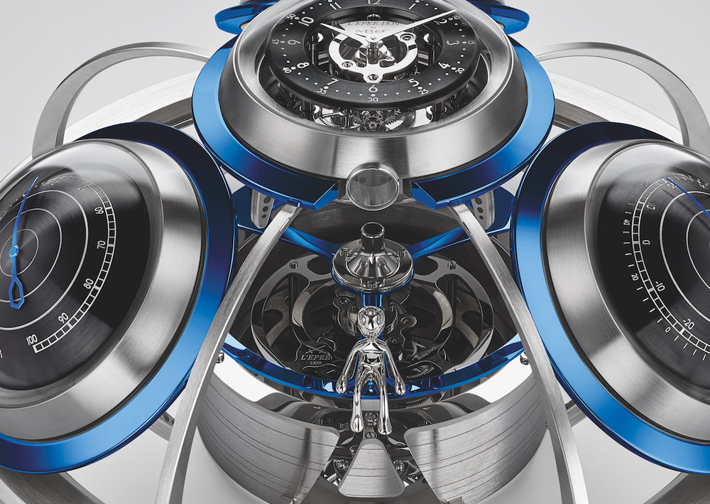 MB&F L'Epée 1839 Fifth Element
