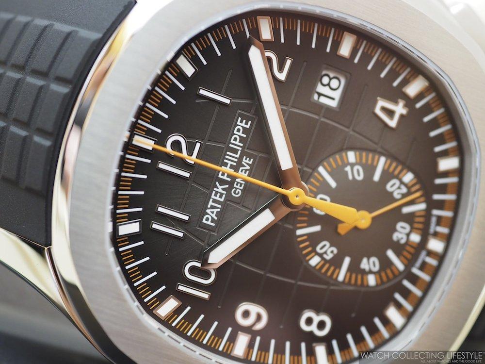 Patek Philippe Aquanaut Chronograph ref. 5968A-001
