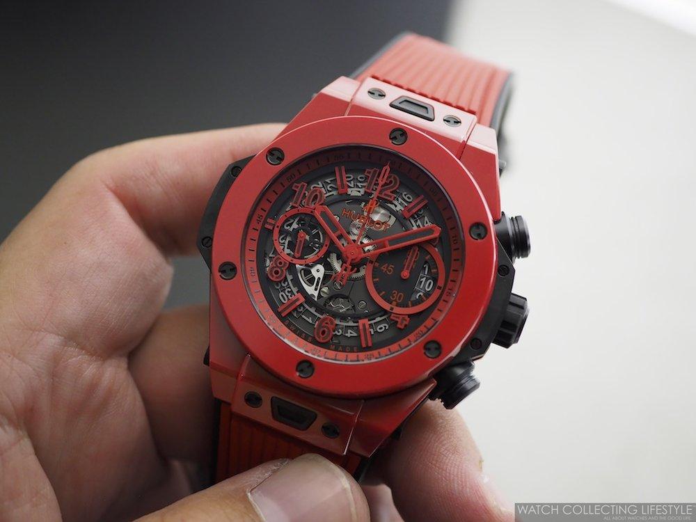 Hublot Big Bang Unico Red Magic WCL