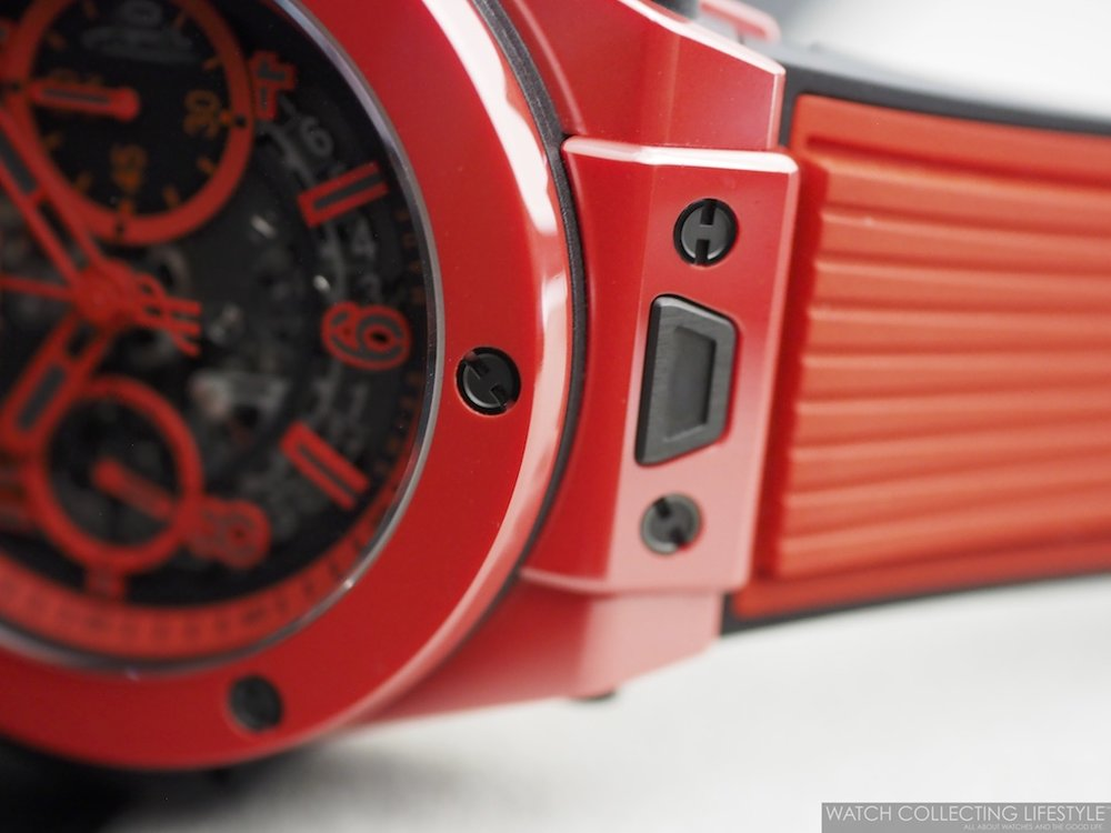 Hublot Big Bang Unico Red Magic Case WCL