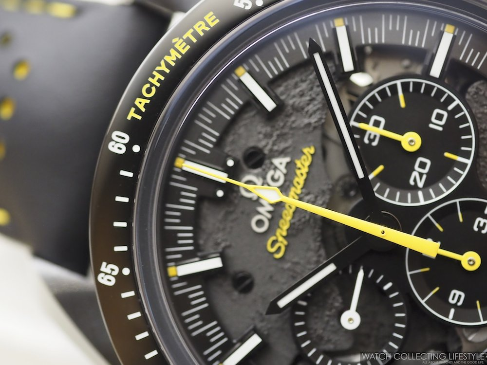 Omega Speedmaster Dark Side of the Moon Apollo 8 Limited Edition WCL