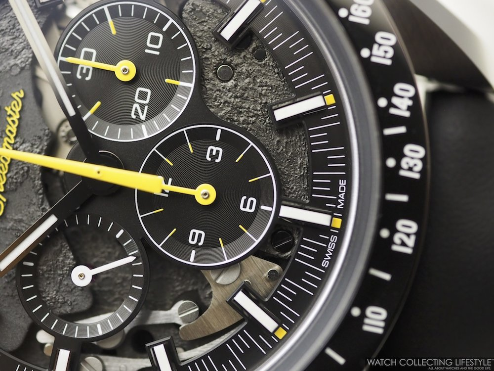 Omega Speedmaster 'Dark Side of the Moon' Apollo 8 Limited Edition WCL3