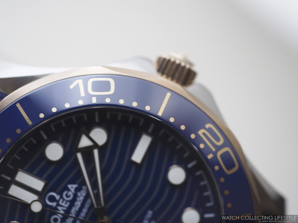 Omega Diver 300M Collection WCL