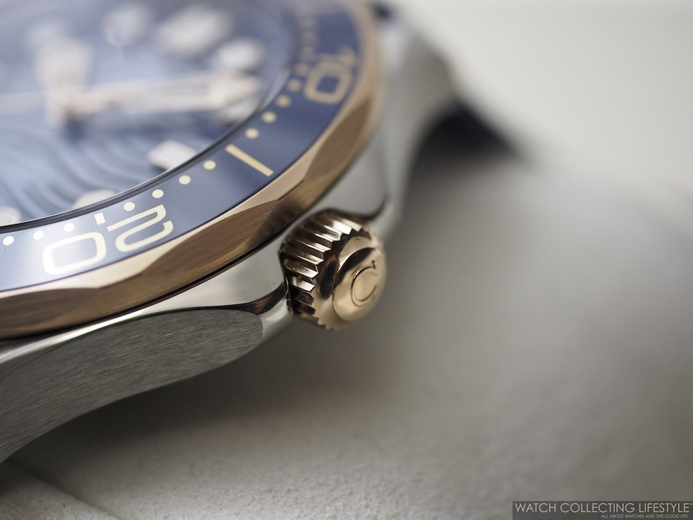 Omega Diver 300M Collection