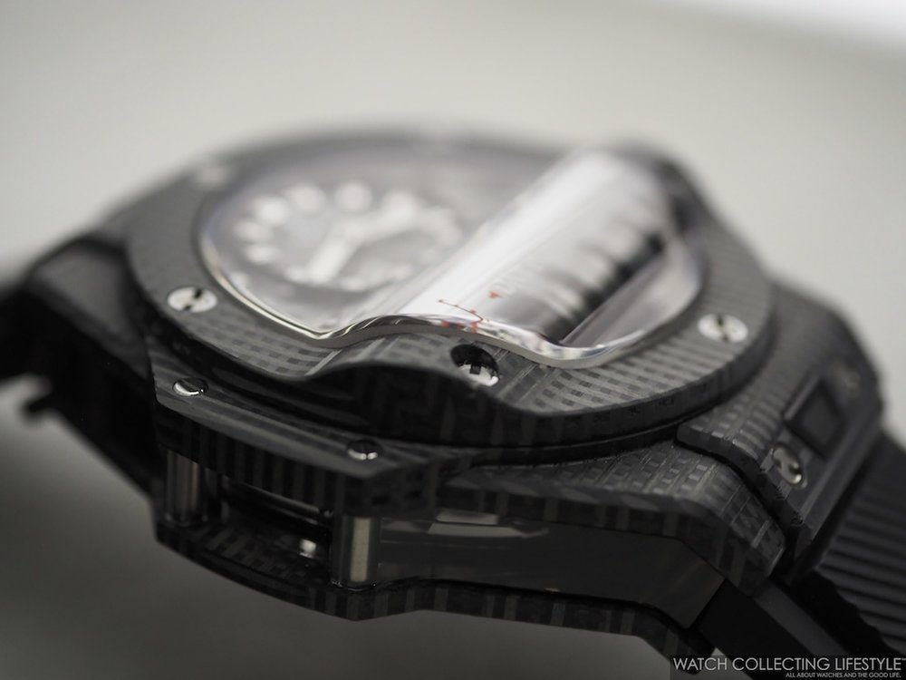 Hublot Big Bang MP-11 3D Carbon WCL Macro