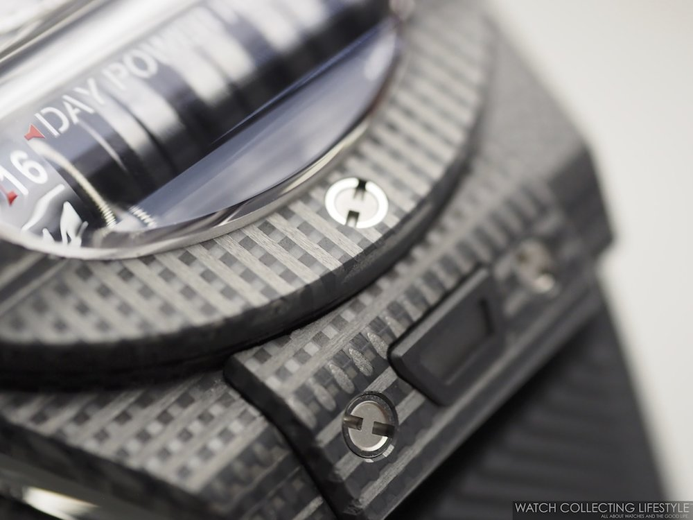 Hublot Big Bang MP-11 3D Carbon WCL Macro 2