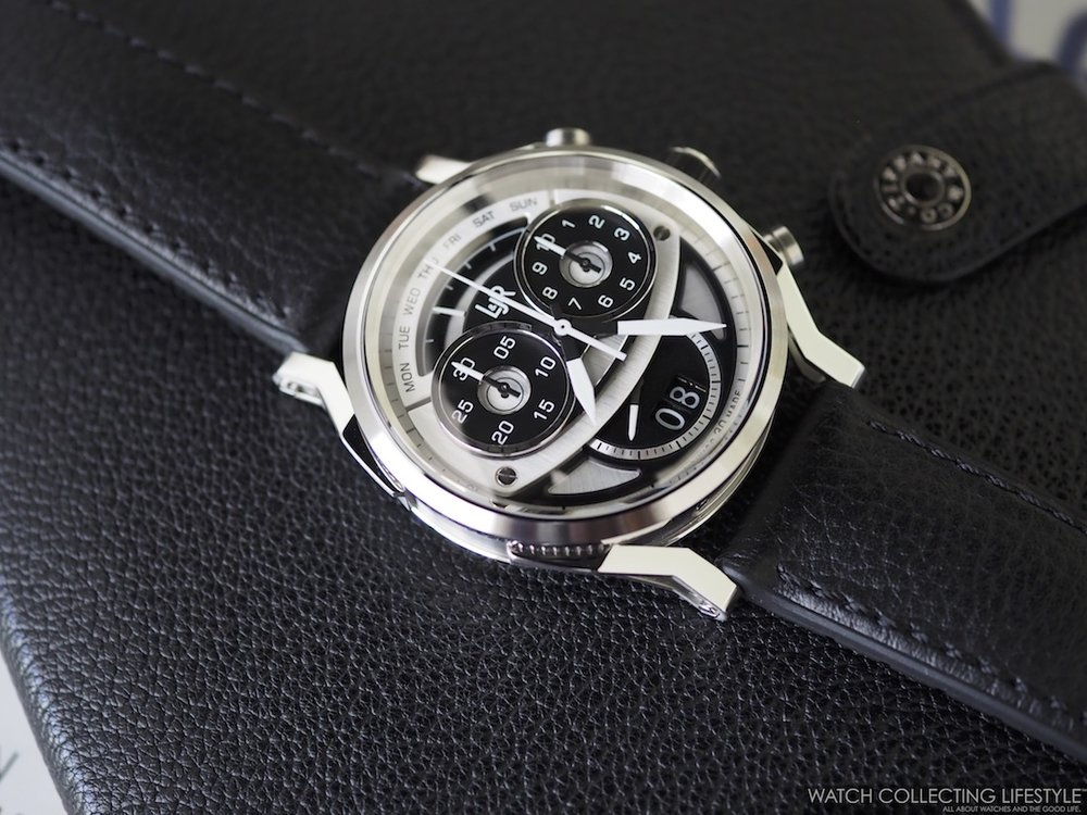 Montres L&JR Chronograph S1503 WCL Full