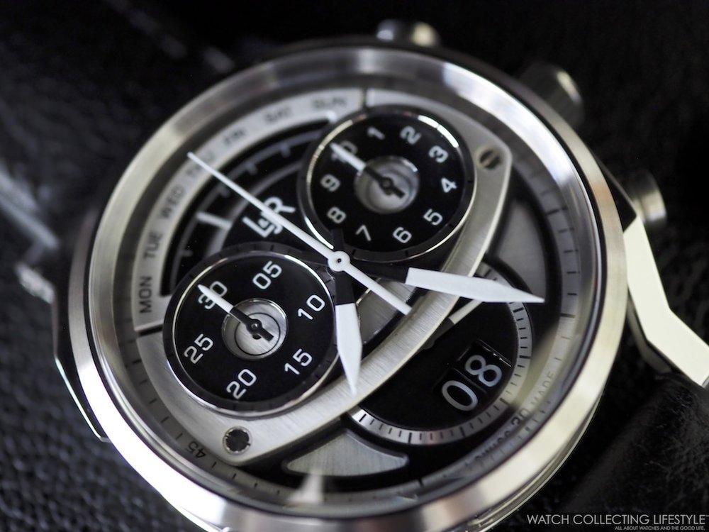 Montres L&JR Chronograph S1503 WCL Macro 2