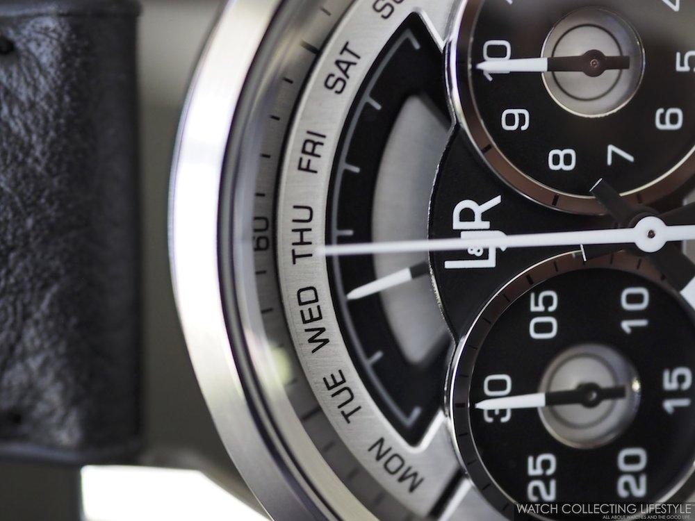 Montres L&JR Chronograph S1503 WCL Macro 6