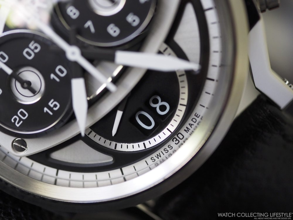 Montres L&JR Chronograph S1503 WCL Macro 7