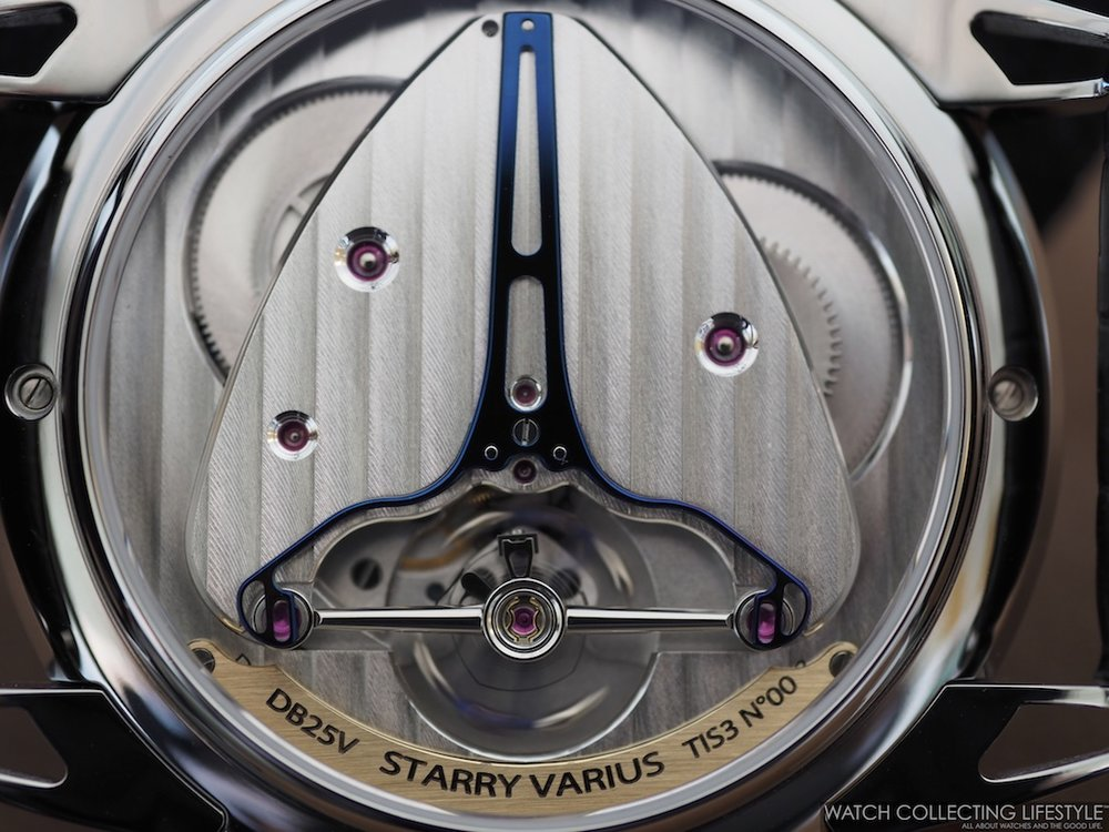 De Bethune DB25 Starry Varius WCL5