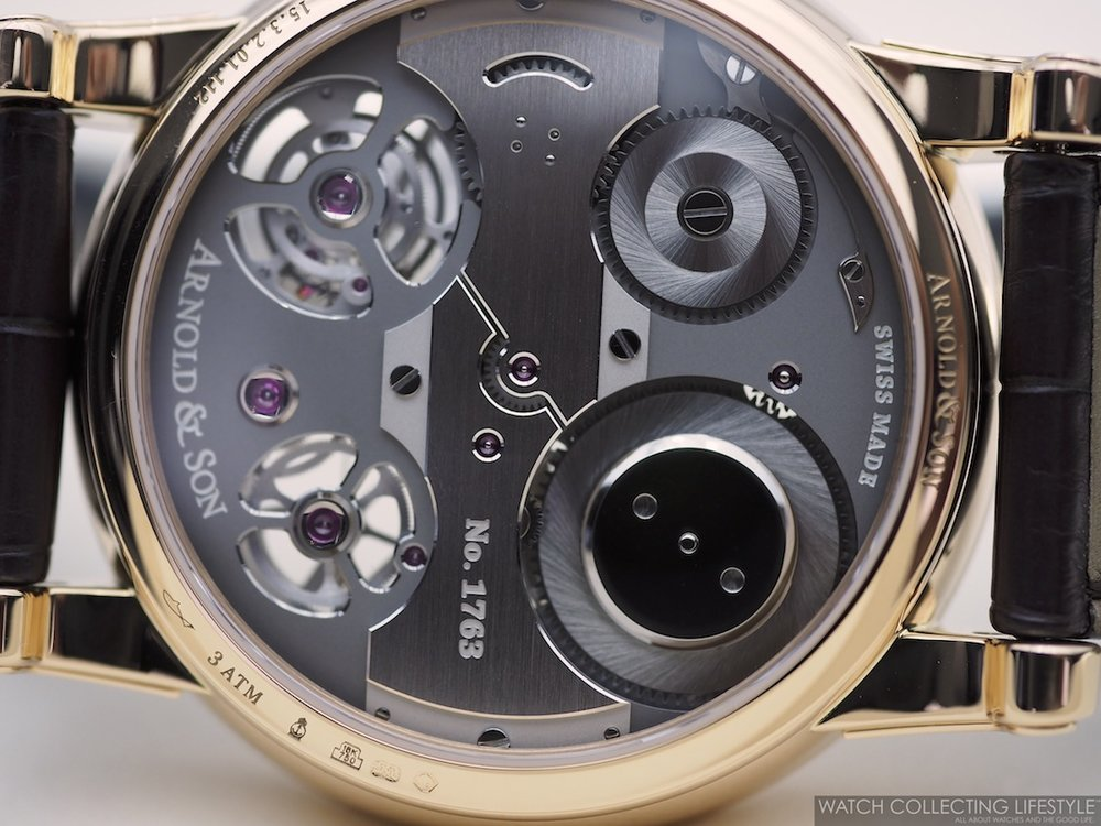 Arnold & Son Calibre A&S8600