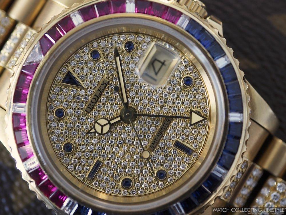 Rolex GMT Master ref. 16758 SARU