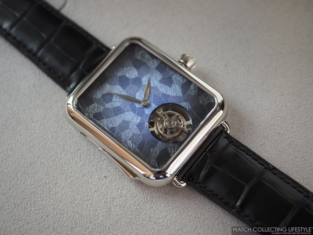 H. Moser & Cie. Swiss Alp Watch Minute Repeater Tourbillon