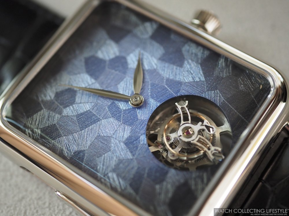 H. Moser & Cie. Swiss Alp Watch Minute Repeater Tourbillon WCL2
