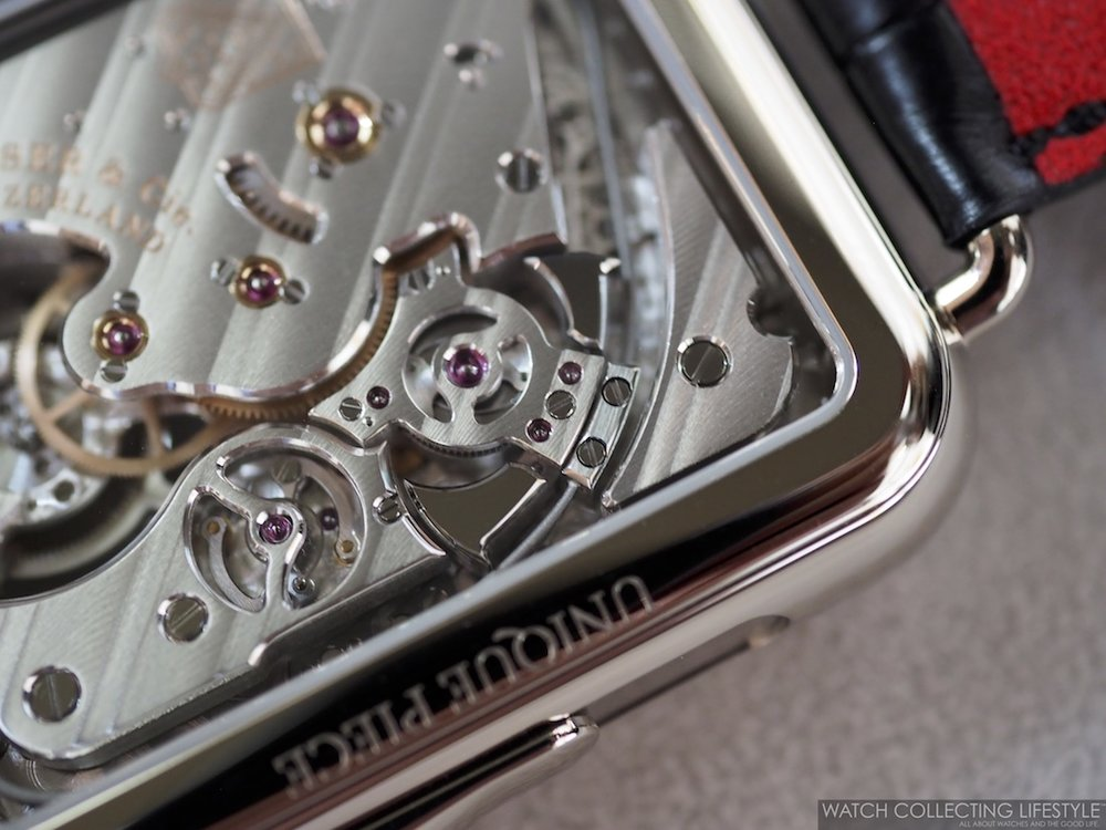 H. Moser & Cie. Swiss Alp Watch Minute Repeater Tourbillon WCL8